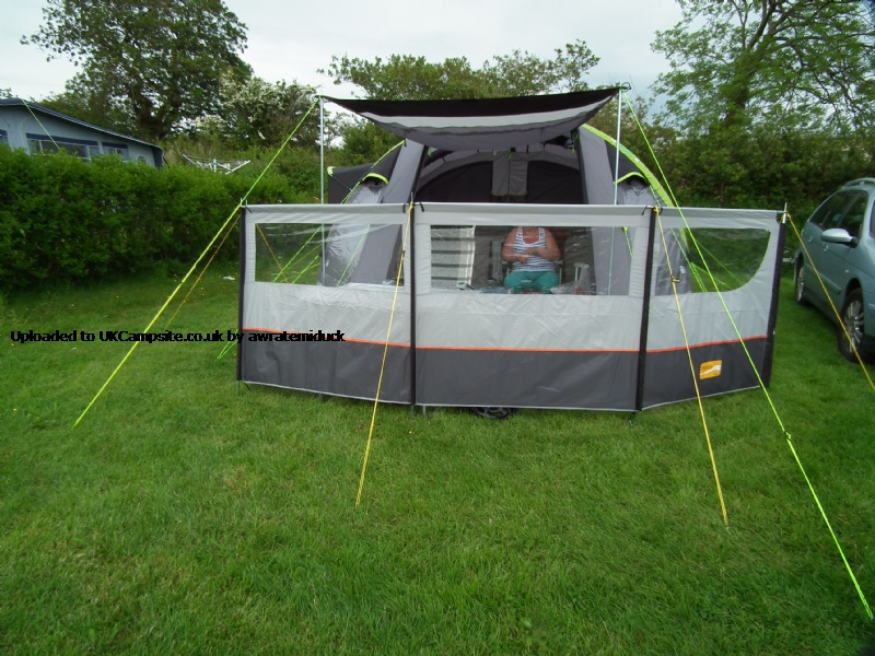 If ... & Hi Gear Airgo Cirrus 6 Tent Reviews and Details