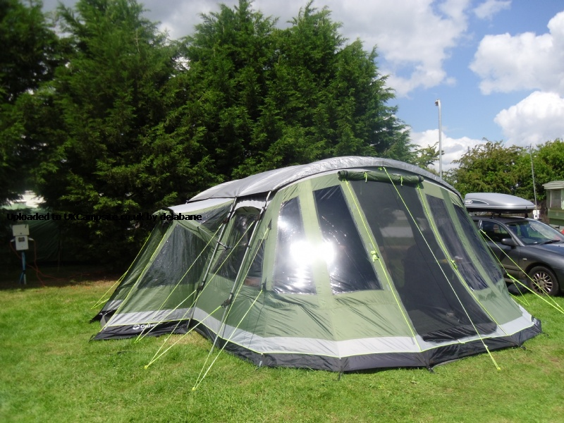 Outwell Montana 6P Roof Protector Utility Tent / Tarp ...