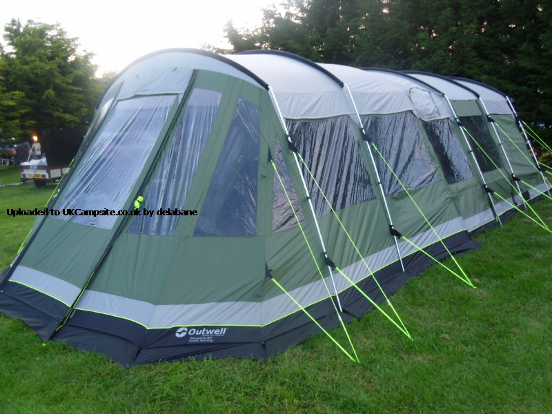 outwell montana 6p front awning tent extension reviews and