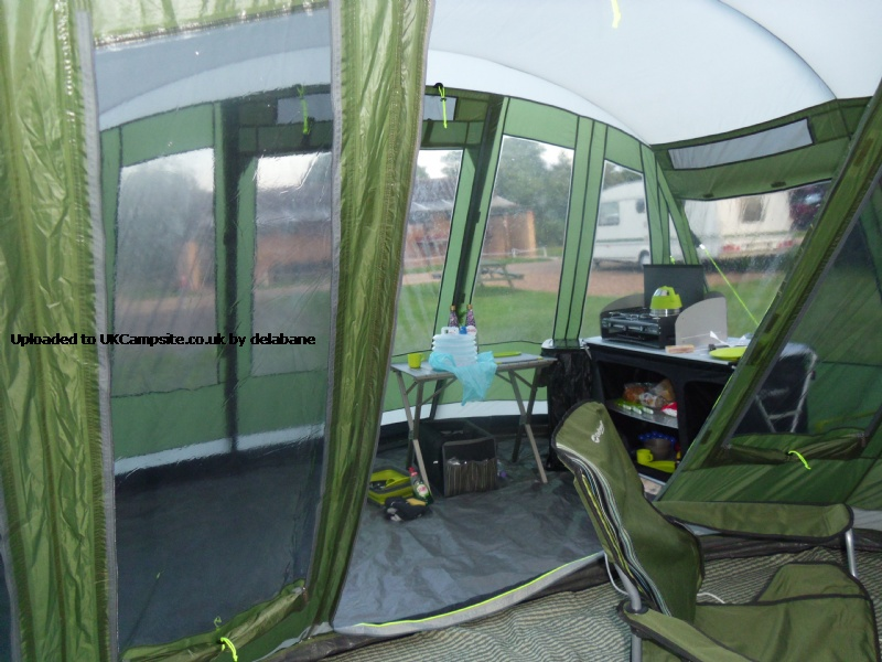 Member Uploaded Images - click to enlarge & Outwell Montana 6P Front Awning Tent Extension Reviews and Details