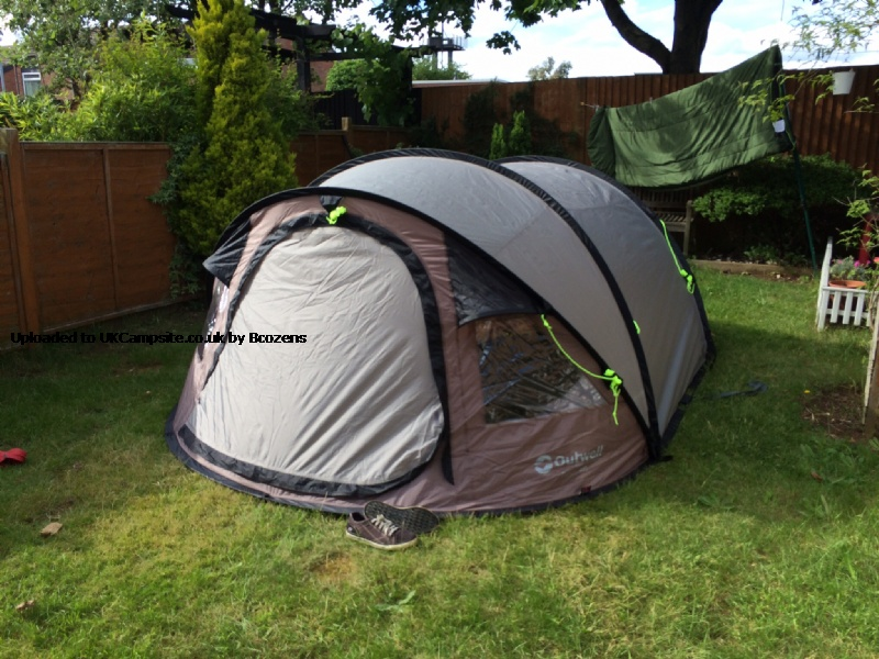 If ... & Outwell Fusion 400 Tent Reviews and Details