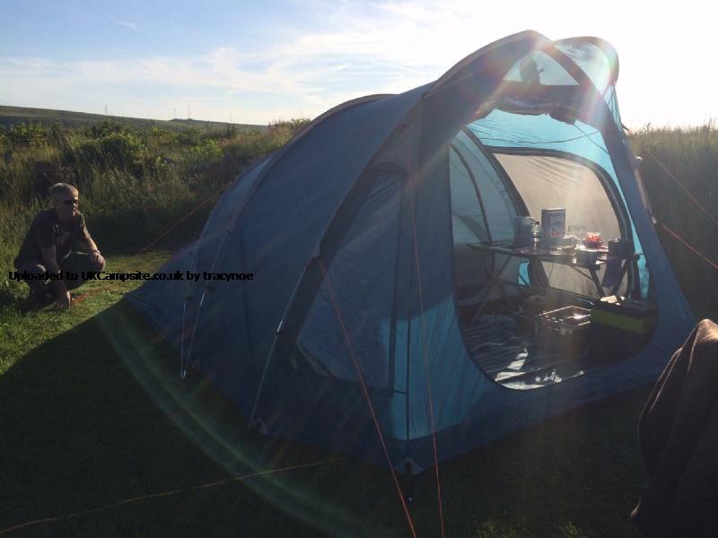 If ... & Pro Action/Argos Regatta Premium 4 Tent Reviews and Details