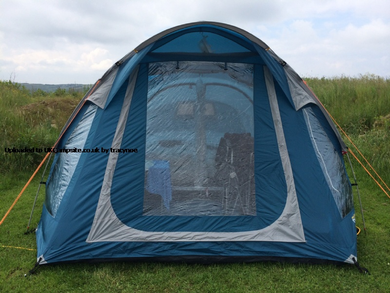 Member Uploaded Images - click to enlarge & Pro Action/Argos Regatta Premium 4 Tent Reviews and Details