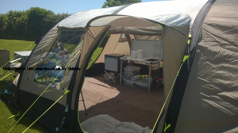 If ... & Kampa Southwold 4+2 Air Tent Reviews and Details