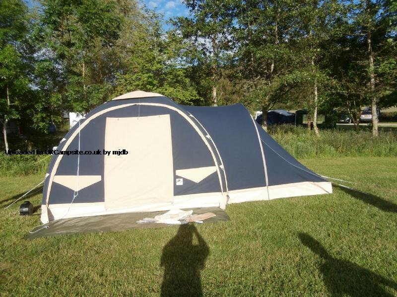 If ... & Karsten 300 Standard Pod Tent Reviews and Details