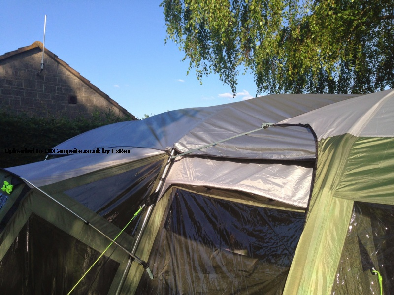 Outwell Montana 6p Roof Protector Utility Tent Tarp