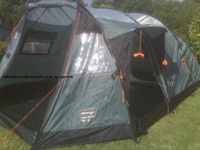 Vango Tigris 400 Tent Reviews And Details