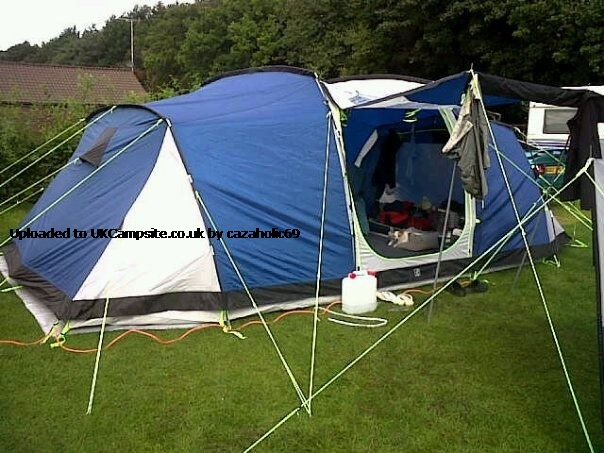 Member Uploaded Images - click to enlarge & SunnCamp Shadow 600 DL Tent Reviews and Details
