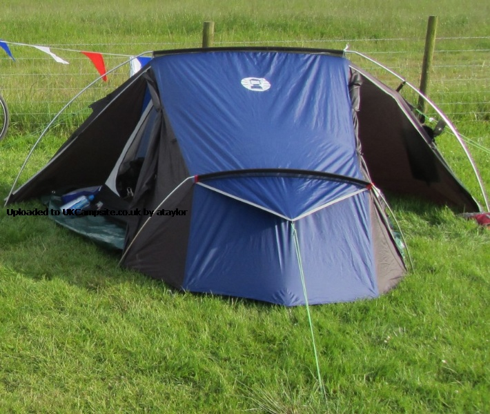 If ... & Coleman Cobra 3 Tent Reviews and Details