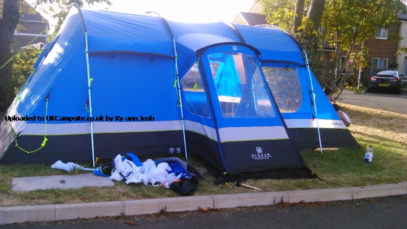 If ... & Hi Gear Frontier 6 Tent Reviews and Details