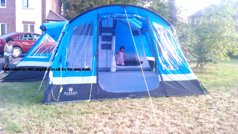Hi Gear Frontier 6 Tent Reviews And Details