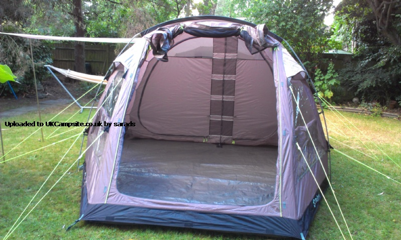 If ... & Outwell Oregon 5 Tent Reviews and Details