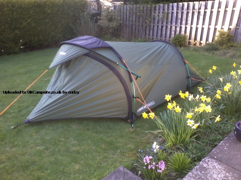 Member Uploaded Images - click to enlarge & Vango Tempest 300 Tent Reviews and Details