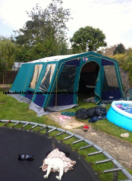 Member Uploaded Images - click to enlarge & Marechal Compact Luxe 5 Tent Reviews and Details