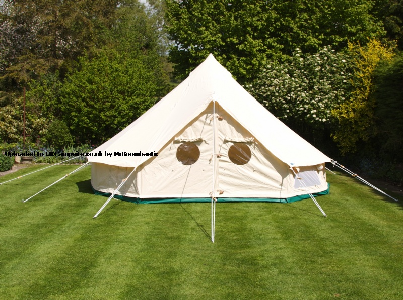 Canvas Cast 5m Bell Tent Tent Reviews And Details