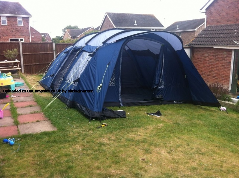 Outwell Whitecove 6 Tent Reviews and Details