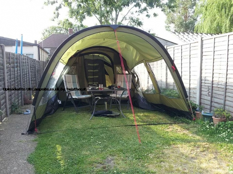 If ... & Robens Cabin 600 Tent Reviews and Details