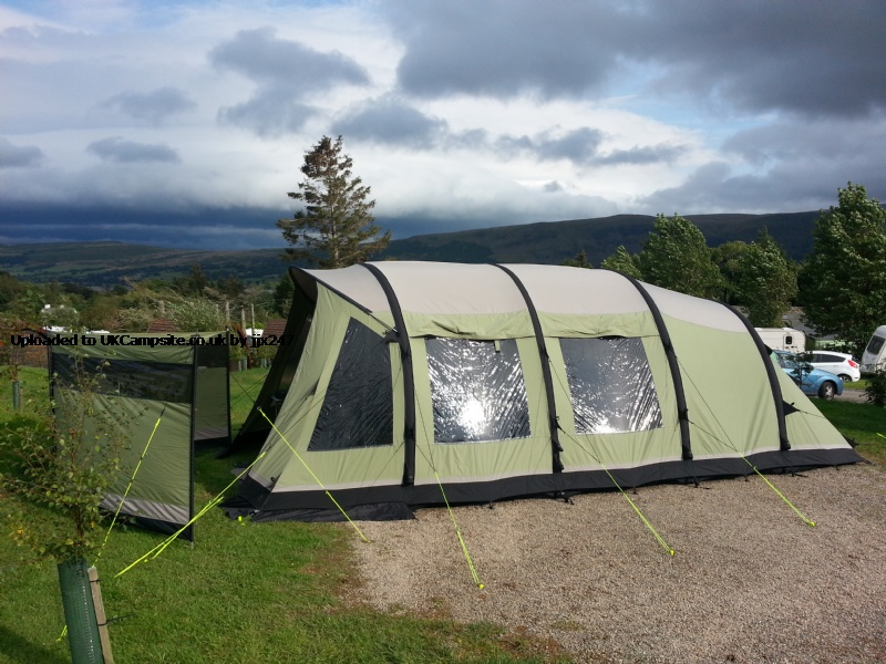 If ... & Outwell Harrier L Smart Air Tent Reviews and Details