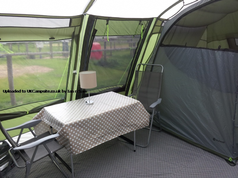 Outwell Georgia 7p Tent Reviews And Details