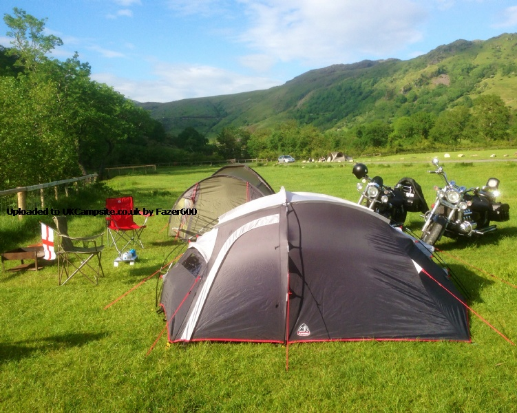 If ... & Eurohike Kent Tent Reviews and Details