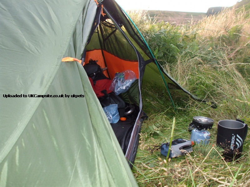 If ... & Vango Banshee 200 Tent Reviews and Details