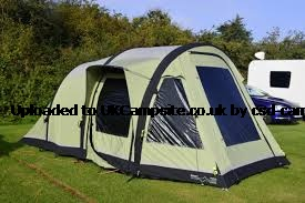 If ... & Outwell Concorde M Tent Reviews and Details