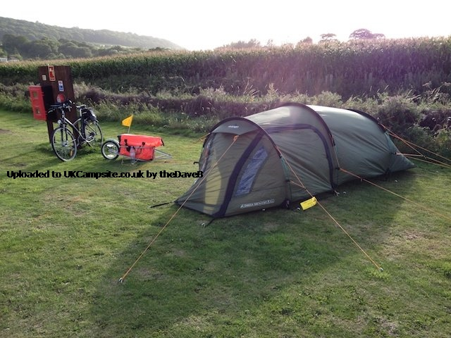 If ... & Vango Omega 250 Tent Reviews and Details