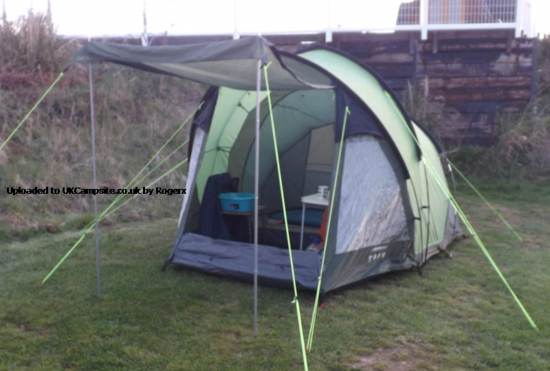 If ... & Halfords Urban Escape Osaki 3 Tent Reviews and Details