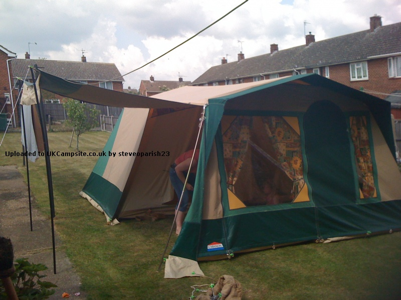 Cabanon antigua for A frame canvas tents for sale