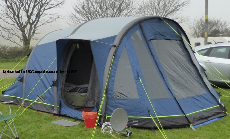 If ... & Outwell Tomcat MP Smart Air Tent Reviews and Details