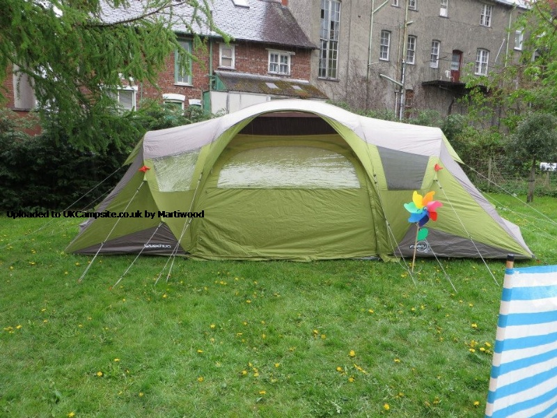 If ... & Quechua Seconds Family 4.2 XL Tent Reviews and Details