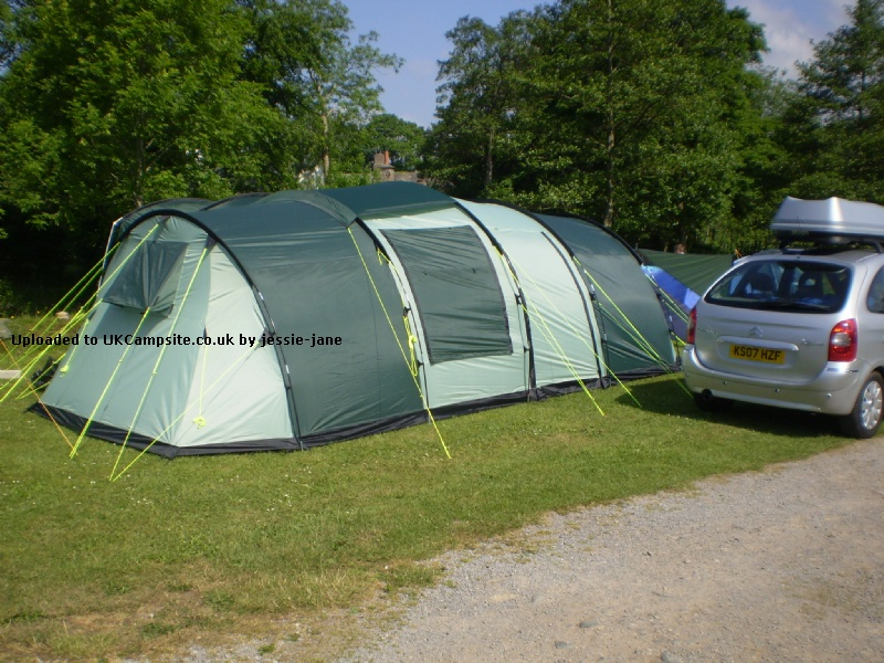 Khyam Kansas 8 Family Tunnel Tent Reviews and Details Page 2