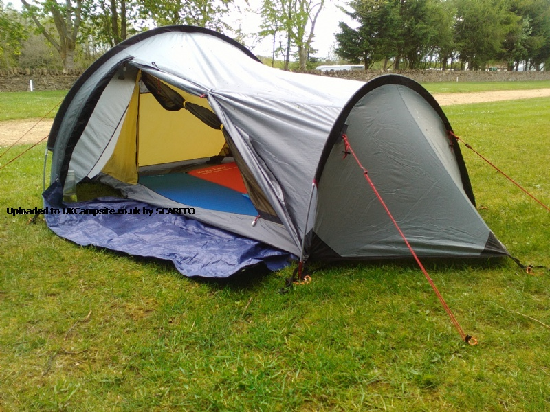 If ... & Robens Challenger 2 Tent Reviews and Details