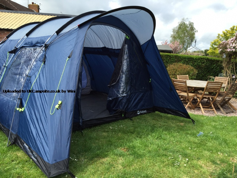 Outwell Whitecove 5 Tent Reviews and Details