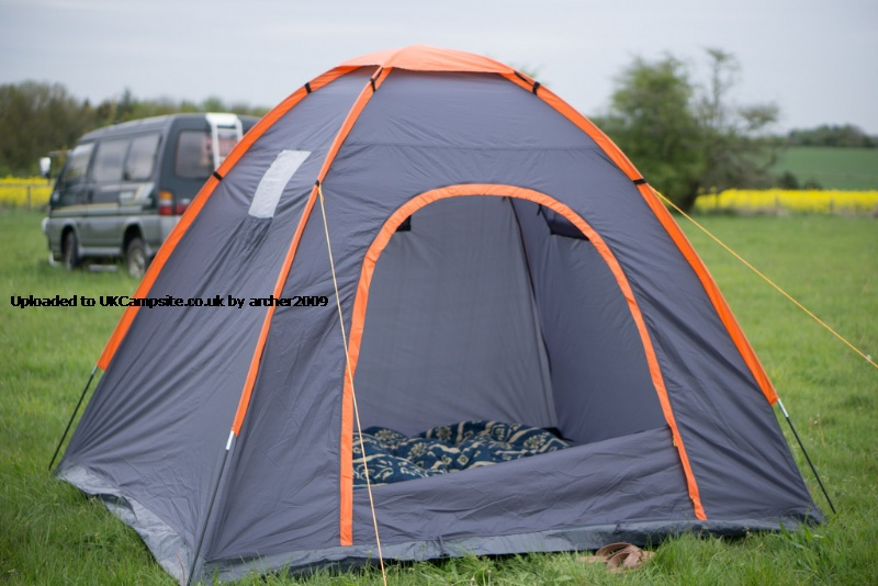 If ... & Halfords Aventura 4 Man Dome Tent Reviews and Details