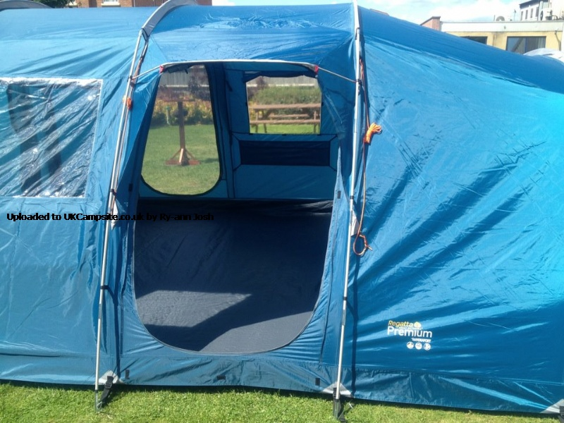 If ... & Pro Action/Argos Regatta Premium 8 Tent Reviews and Details
