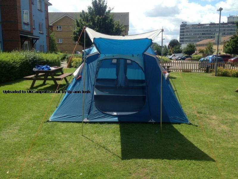 Argos 4 Man 2 Room Tent Pro Action Argos Regatta 4 Man
