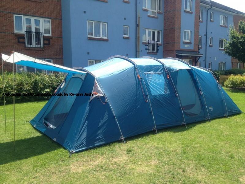 Pro ActionArgos Regatta Premium 8 Tent