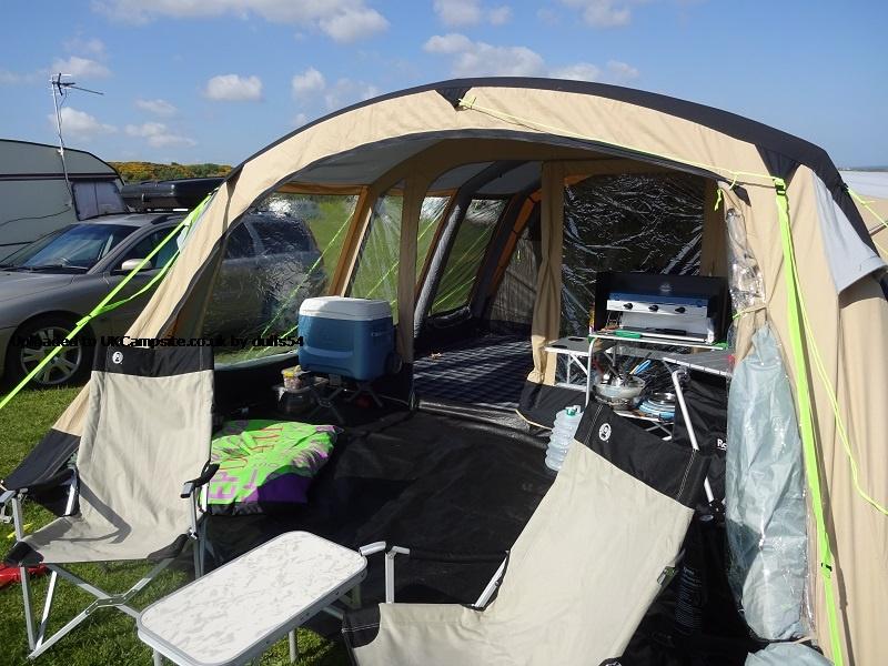 Kampa Croyde 6 Air Tent Reviews and Details