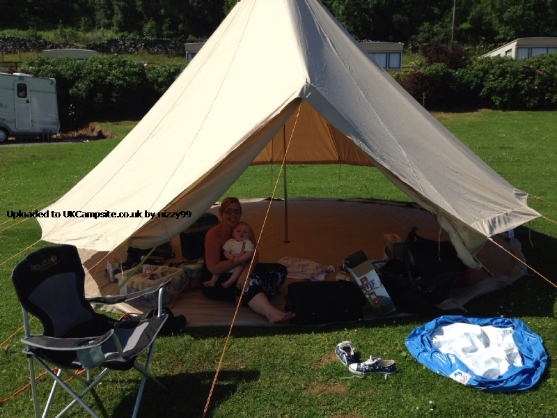 Member Uploaded Images - click to enlarge & SoulPad 5000-hybrid-G Tent Reviews and Details