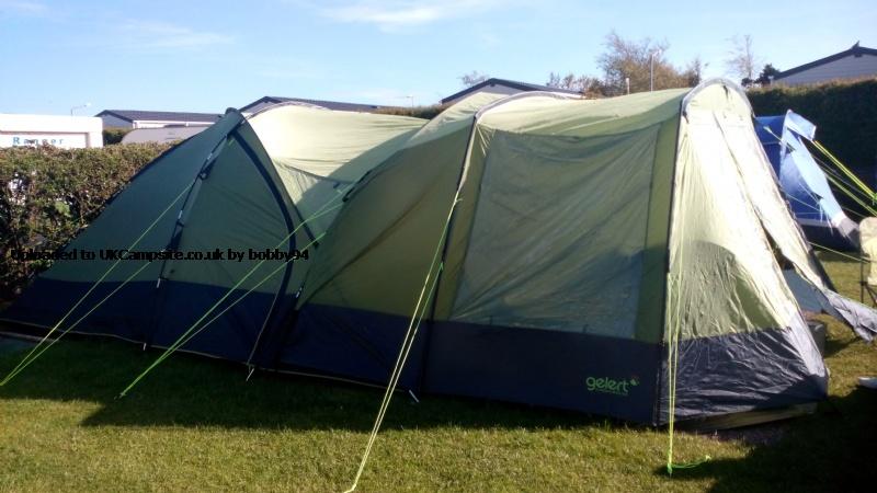 Gelert End Porch Large Tent Extension Reviews And Details