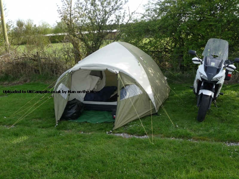 If ... & Ambience Peridot Air Tent Reviews and Details