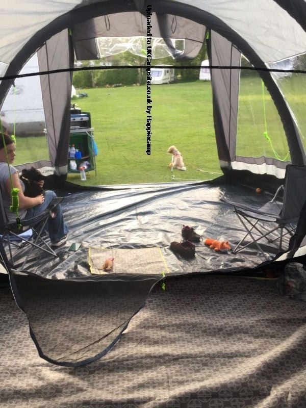 Hi Gear Airgo Cirrus 6 Tent Reviews And Details