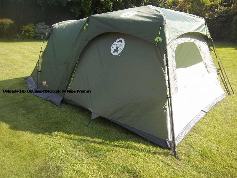 If ... & Coleman Instant Tourer 4 Tent Reviews and Details