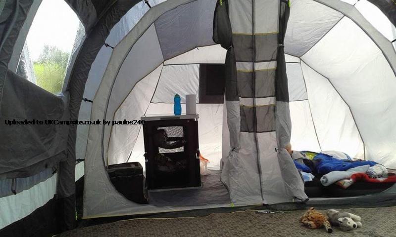 If ... & Hi Gear Airgo Nimbus 8 Tent Reviews and Details