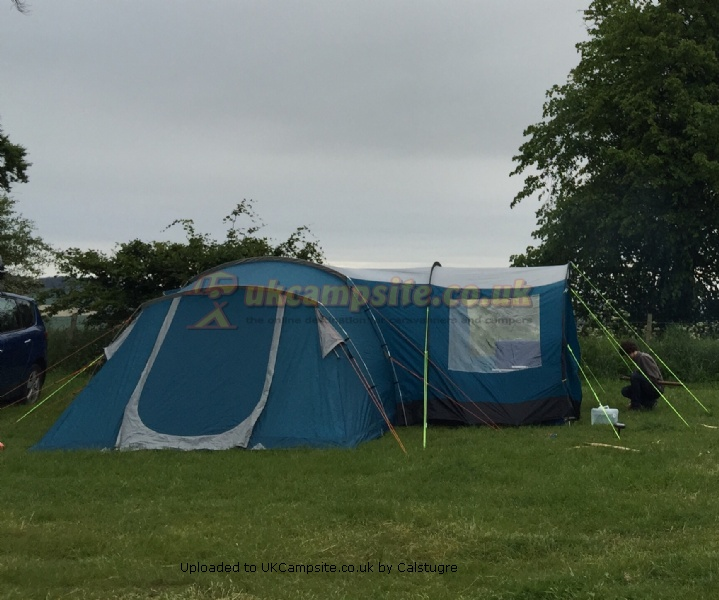 Member Uploaded Images - click to enlarge & Pro Action/Argos Regatta Premium 8 Tent Reviews and Details