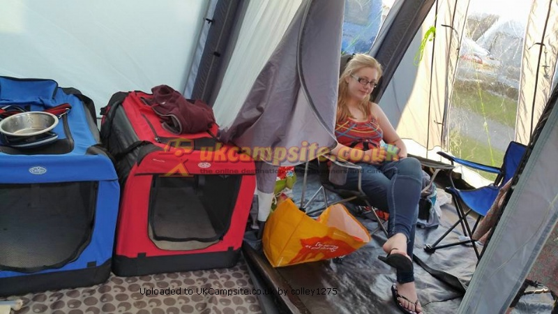 Kampa Hayling 4 Air Tent Reviews and Details