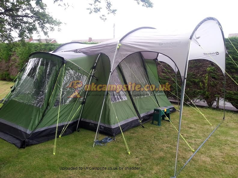 Outwell Montana 4 Tent Reviews And Details Page 2