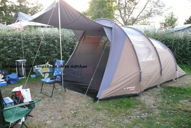 If ... & Coleman Columbus 4 Tent Reviews and Details