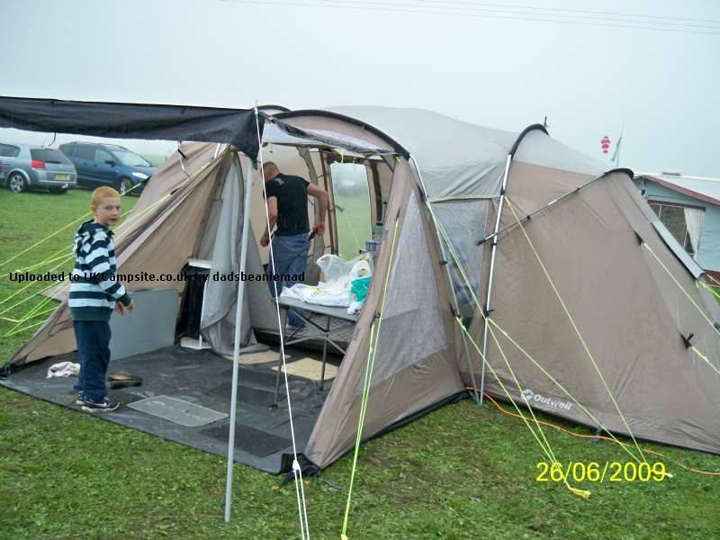 If ... & Outwell Michigan L Tent Reviews and Details